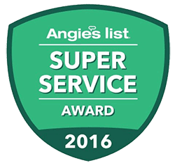 Sean McCutcheon's Air Conditioning and Heating Earns 2016 Angie's List Super Service Award